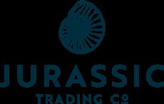 Jurassic Trading Co Logo - Lyme Regis